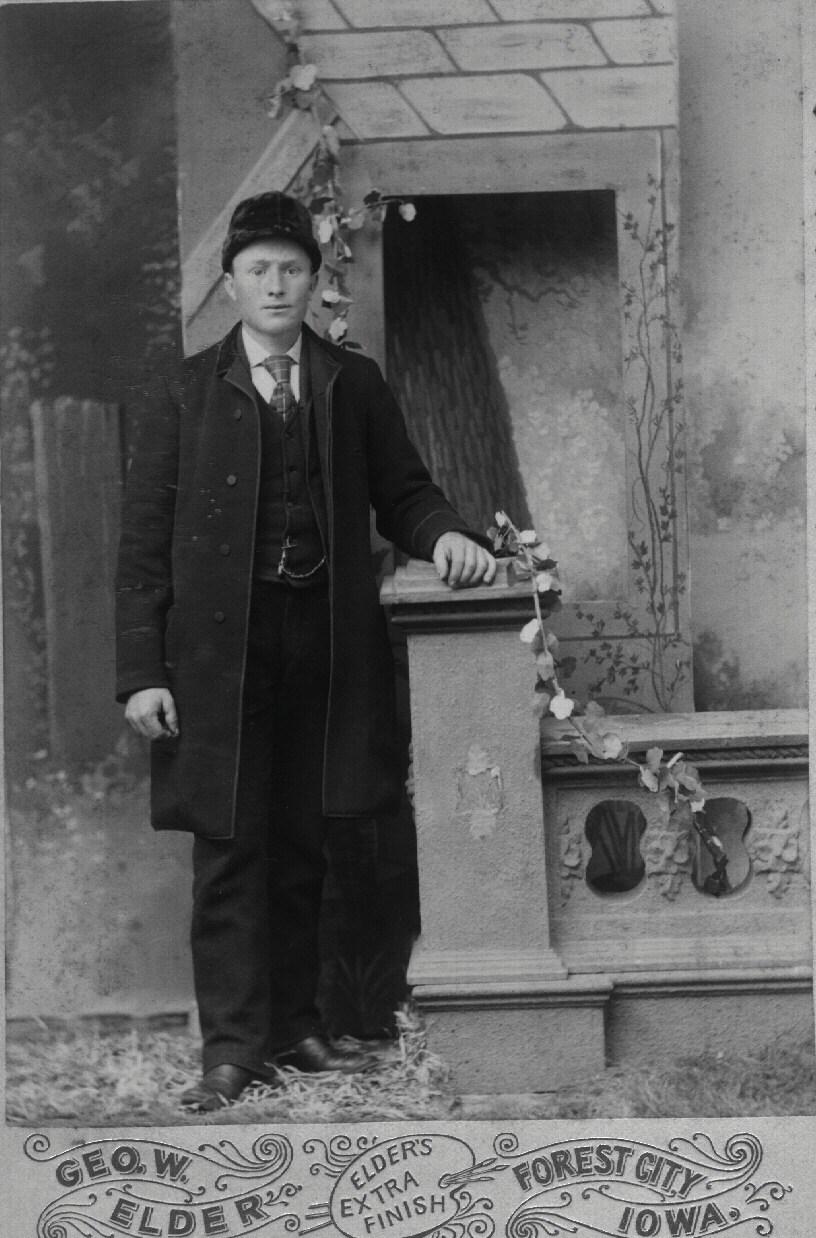 John Peter Olson