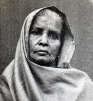 Mariam Uz Zamani Begum