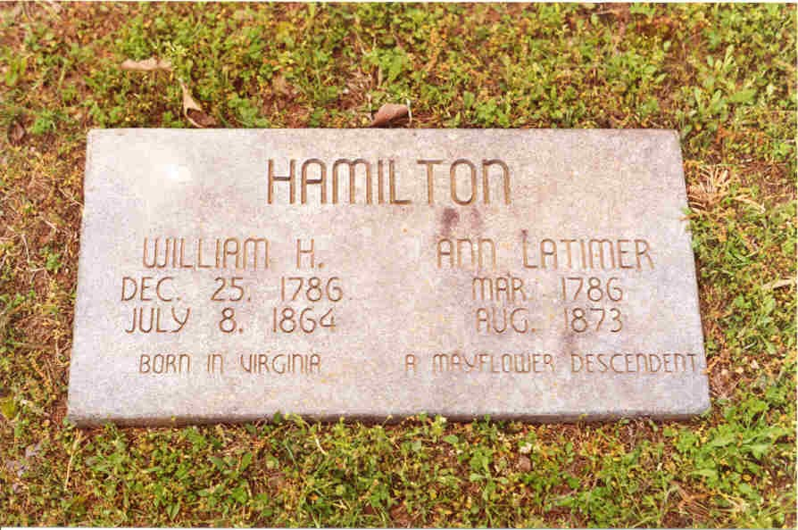 William Henry Hamilton