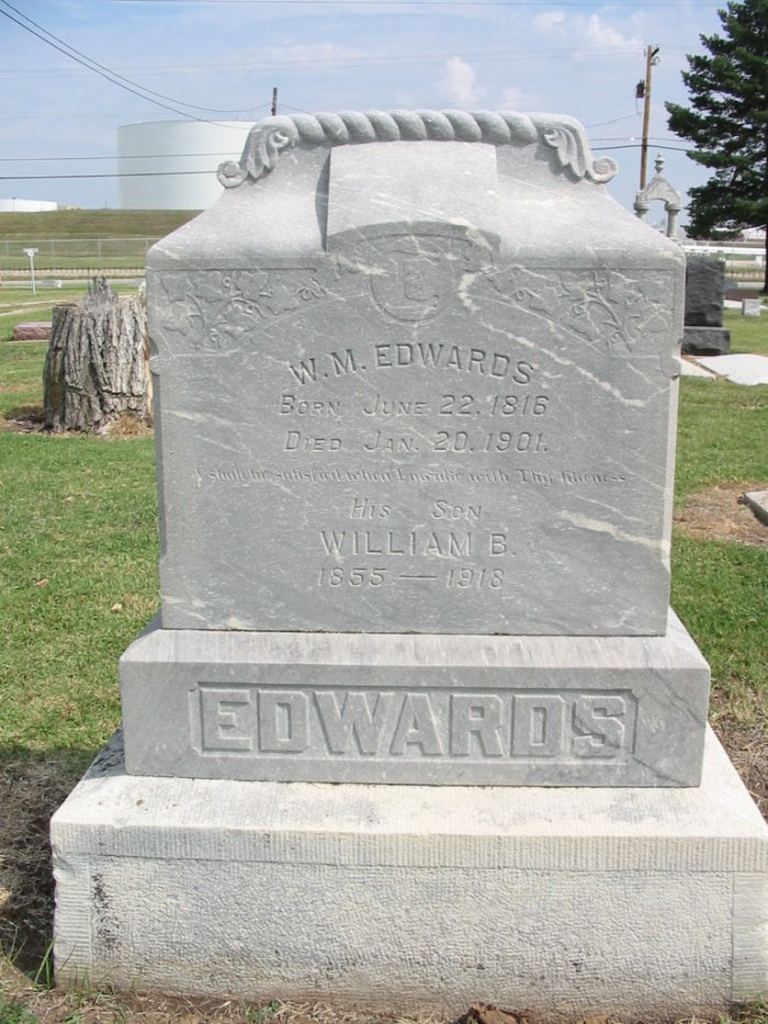 Robert M Edwards