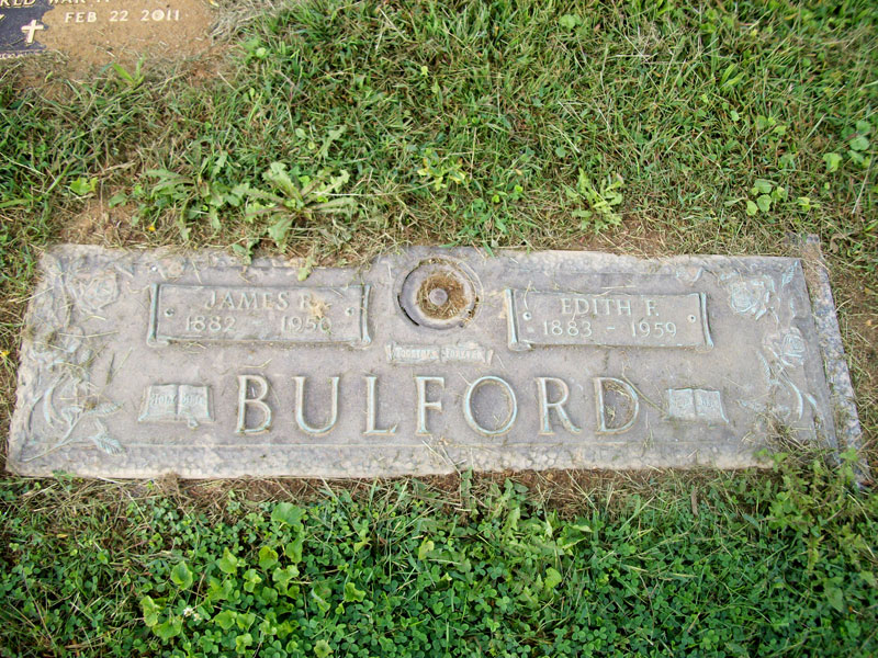 James Bishop Bulford
