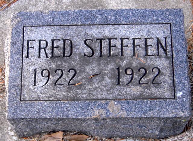 Raymond Steffen