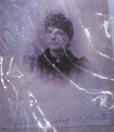 Myrtle Bishop