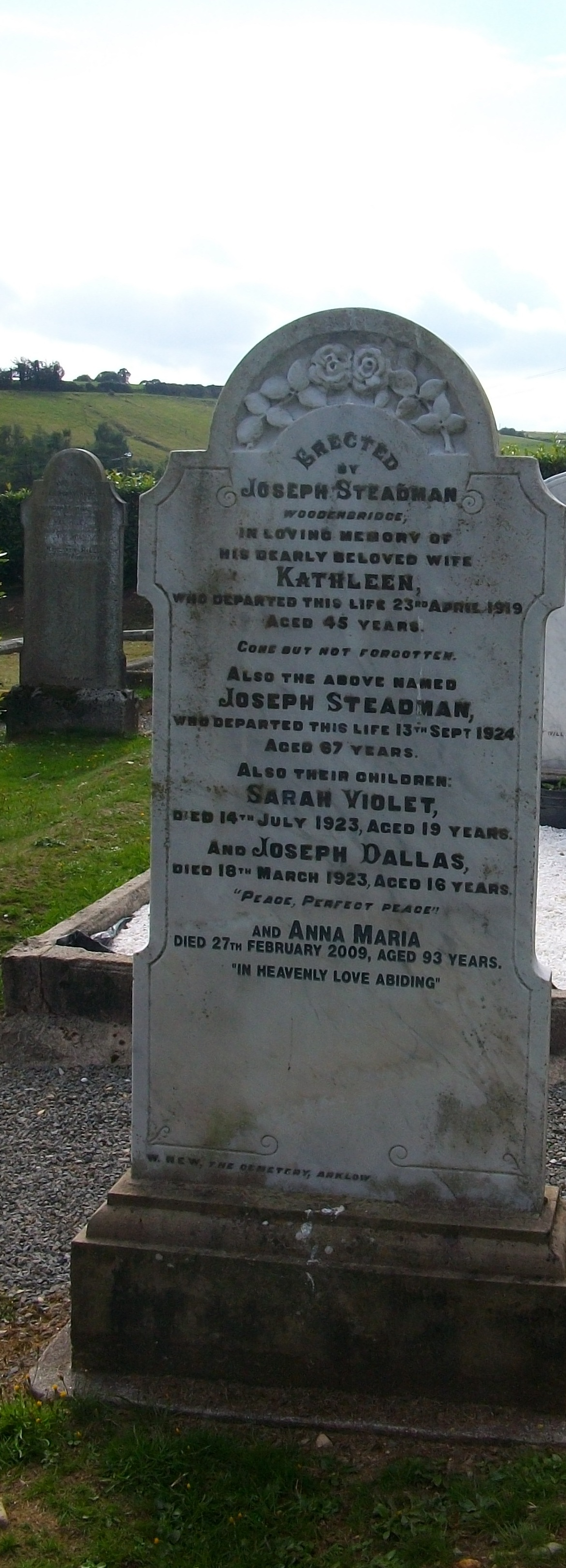 Joseph Stidman