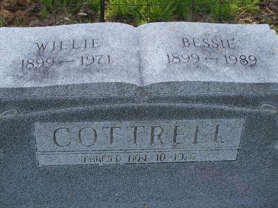 Bessie Cottrell