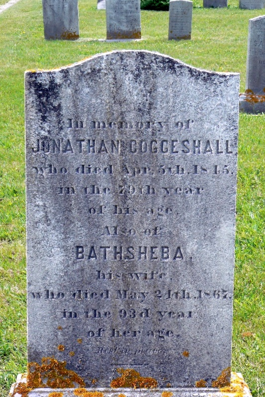 Bathsheba Sherman Ward