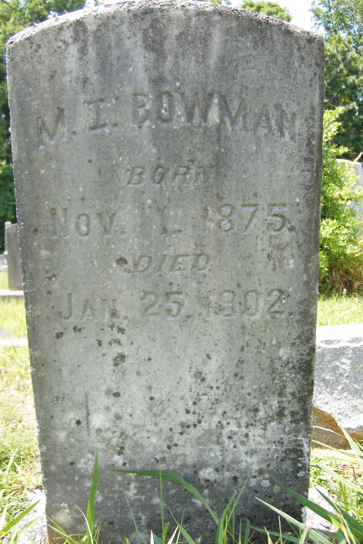 Ida Bowman