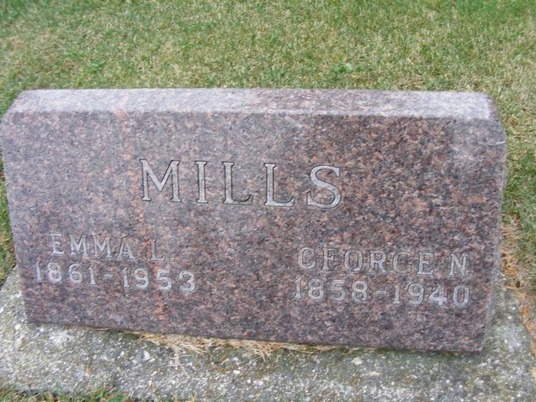 George F Mills