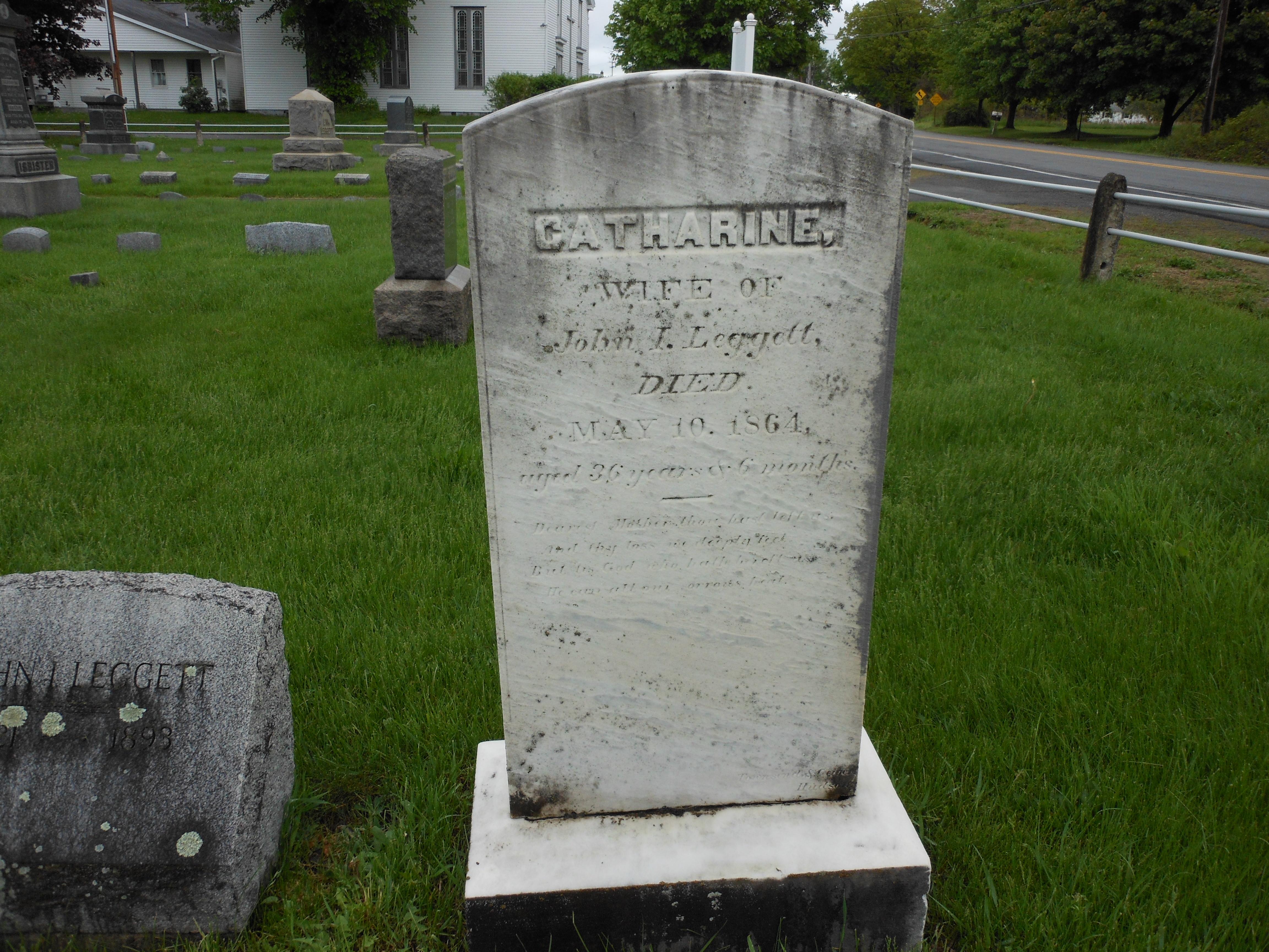 Catharine Leggett