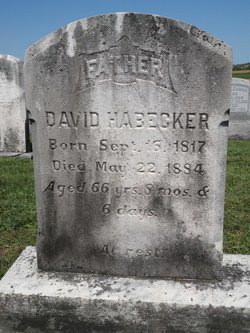 David Habecker