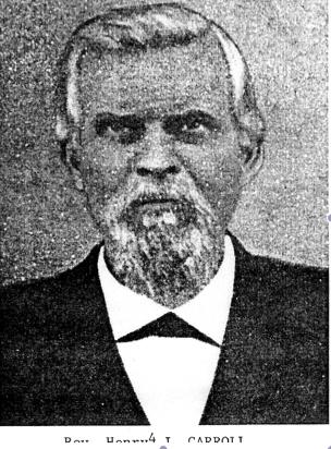 Henry Burfett Ledbetter