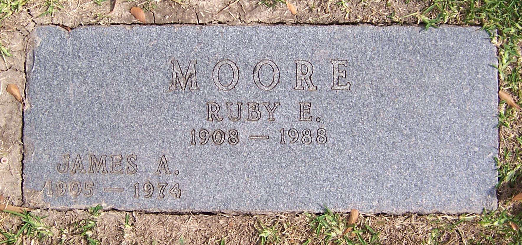 James Anderson Moore