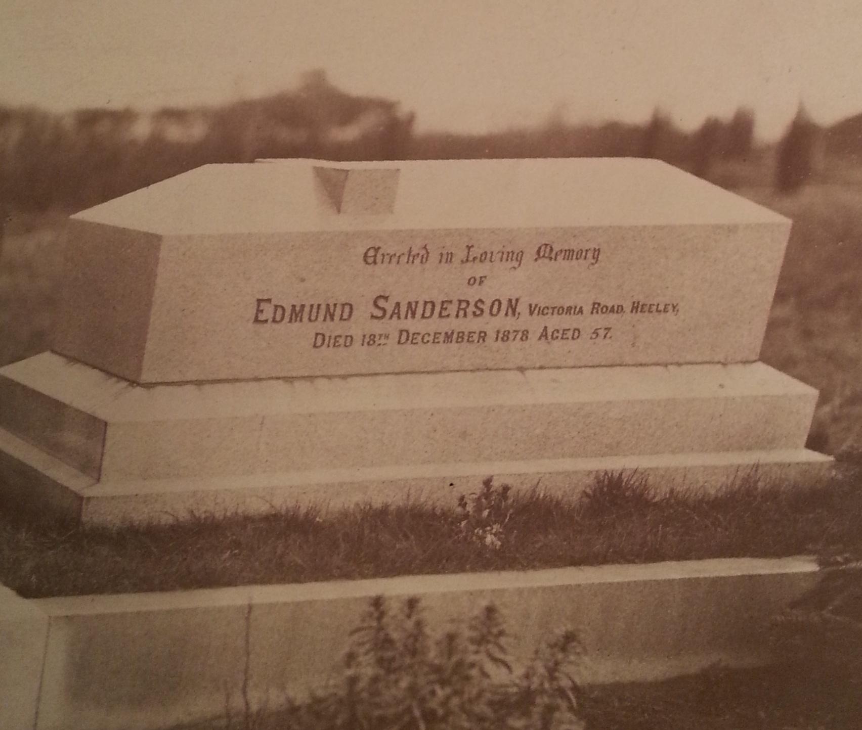 Edmund Sanderson