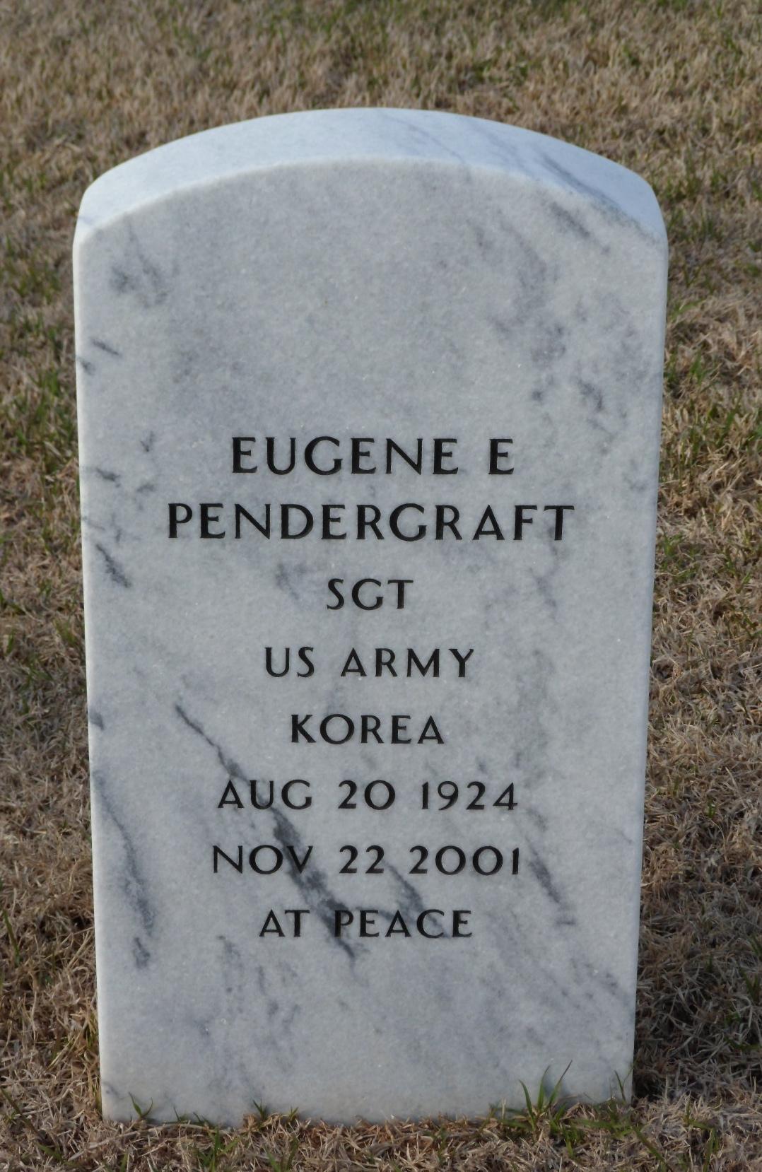 Eddie Pendergraft