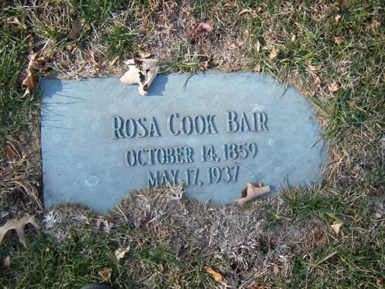 Rosalinda Rosa Cook