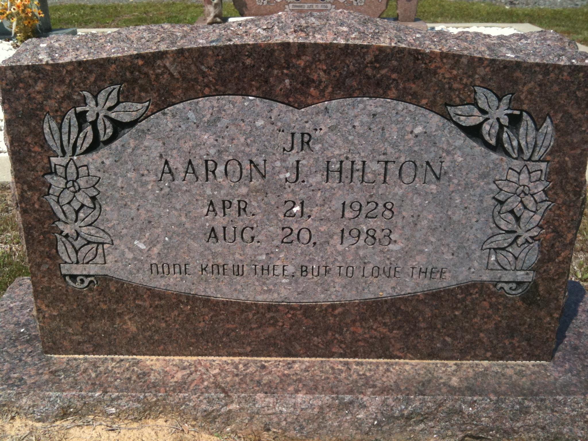 J P Hilton