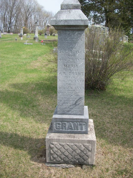 Halsey Grant