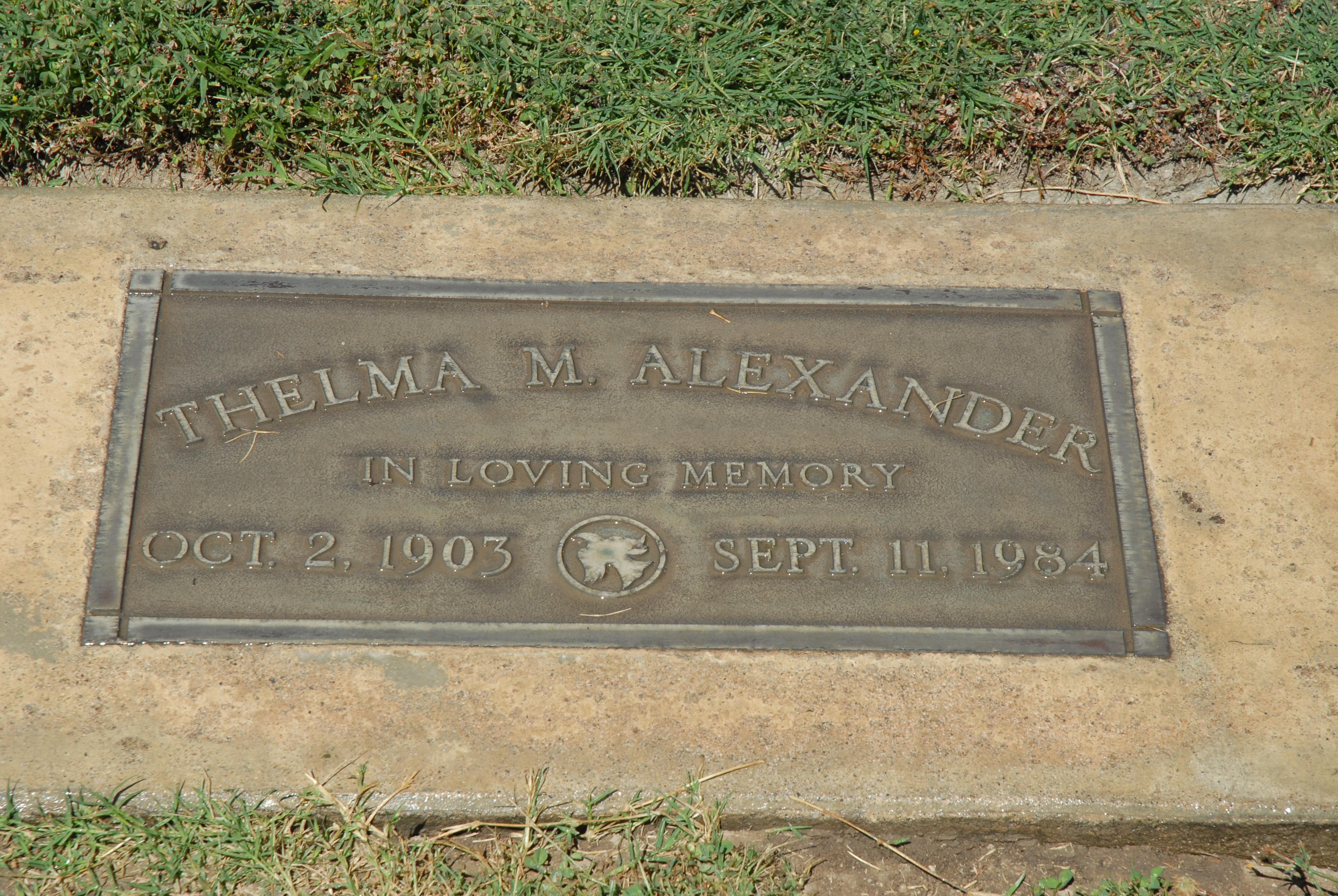 Thelma Marie Anderson