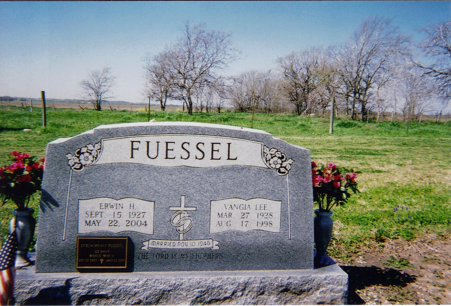 Johann Paul Fuessel