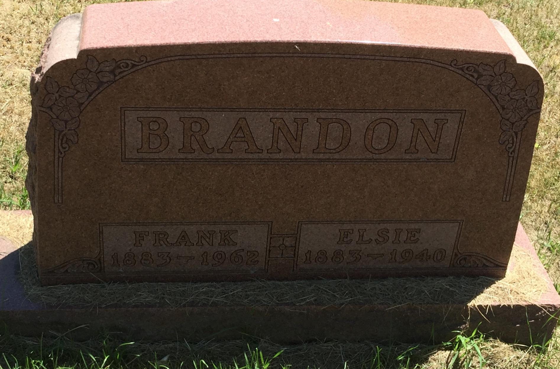 Edd Brandon