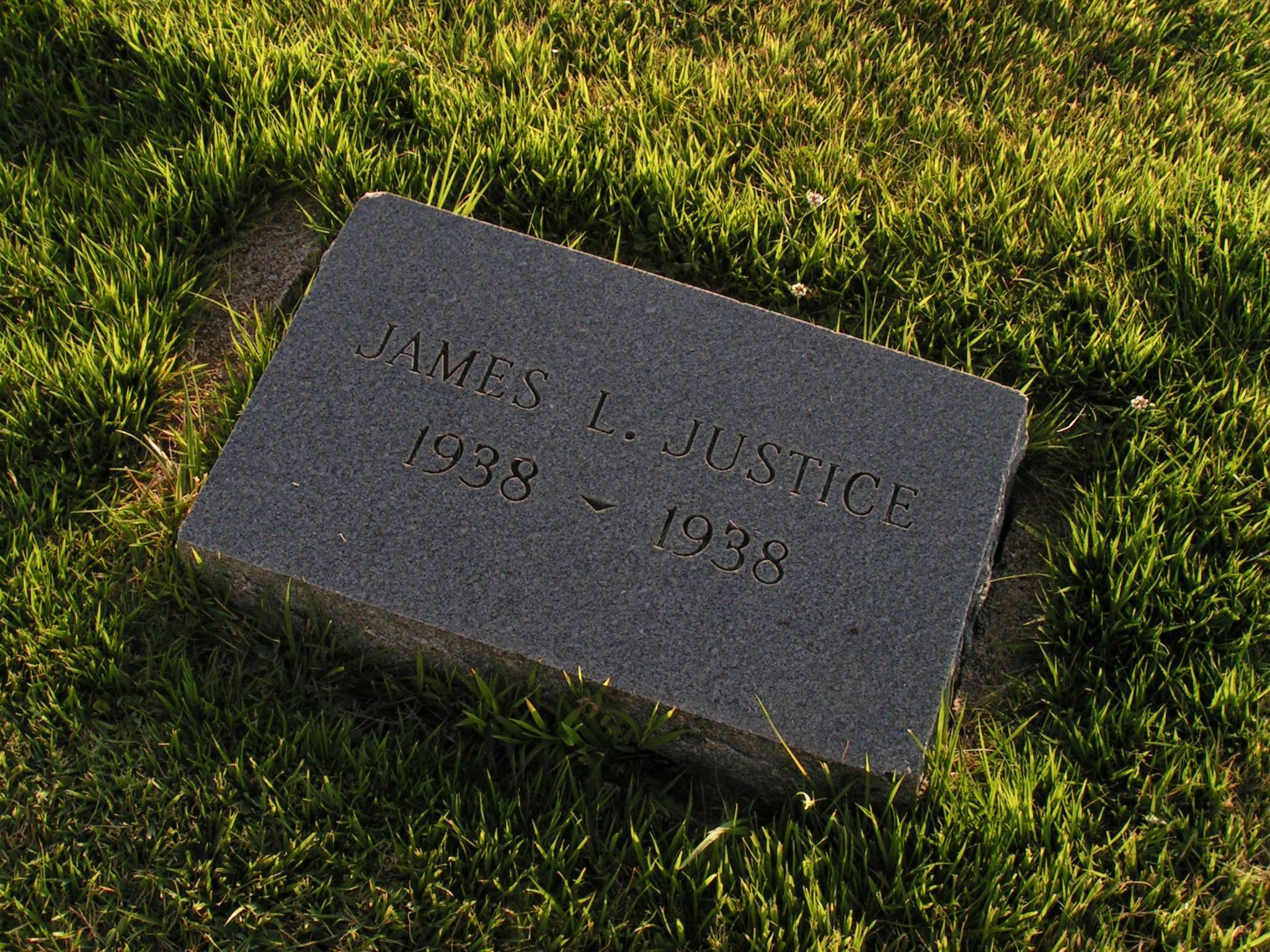 James L Justice