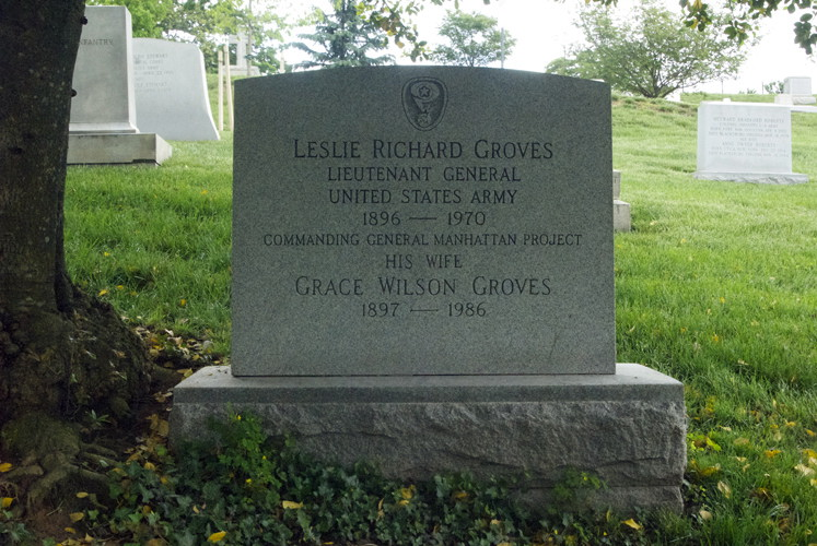 Leslie Groves