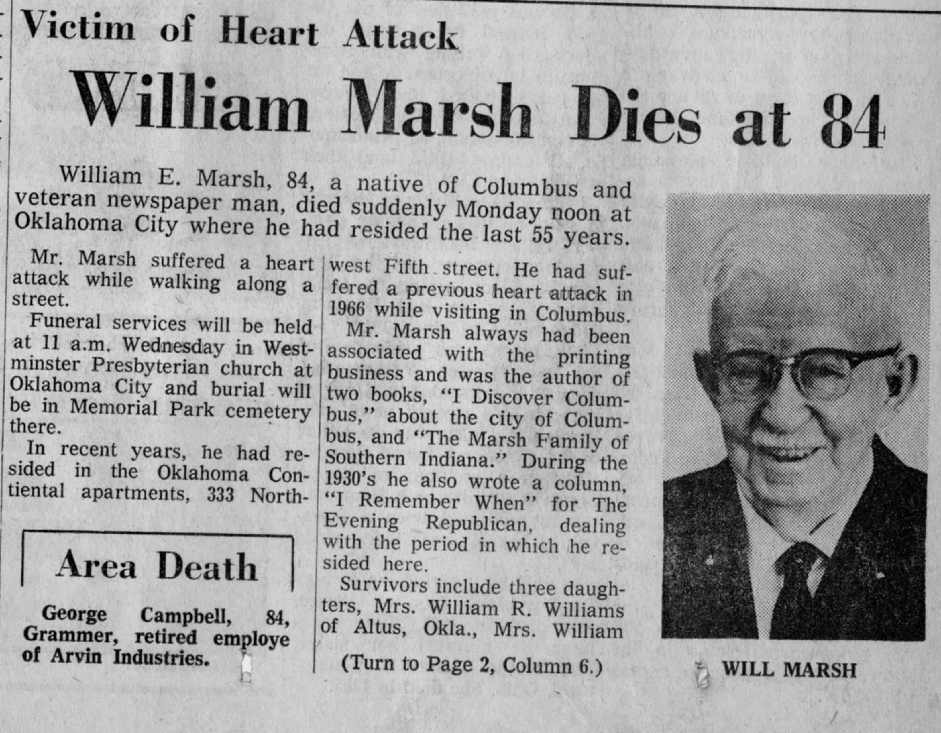 William Edward Marsh