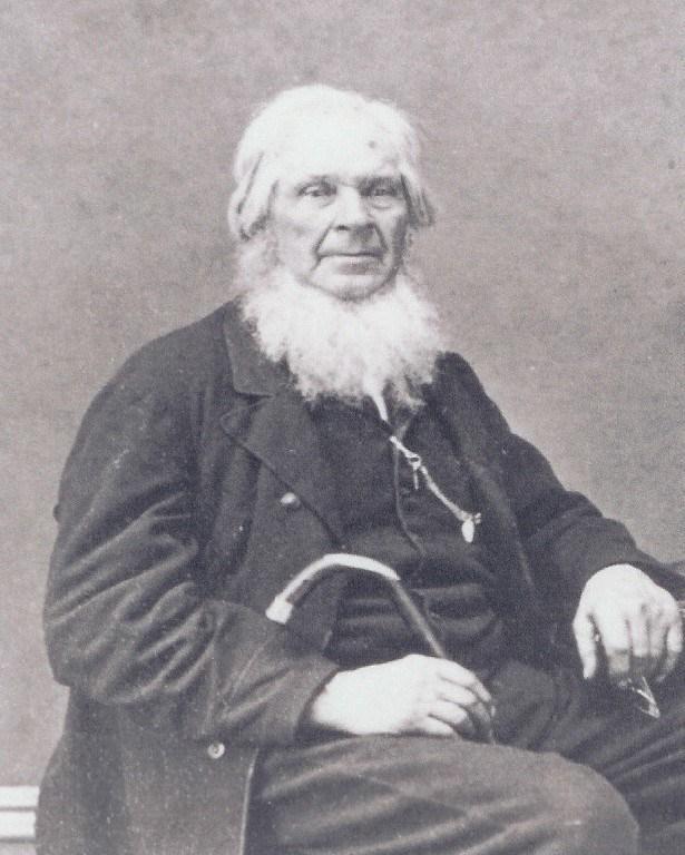 Abraham Delamater