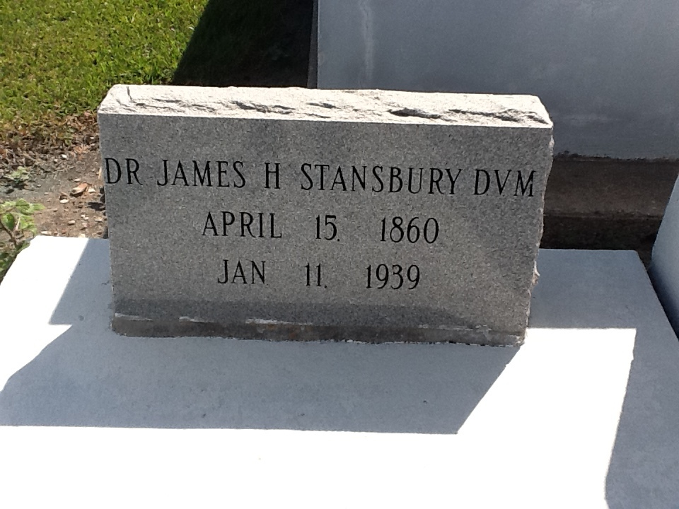 James Matt Stansbury