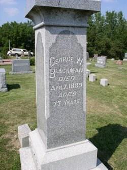 George Blackman