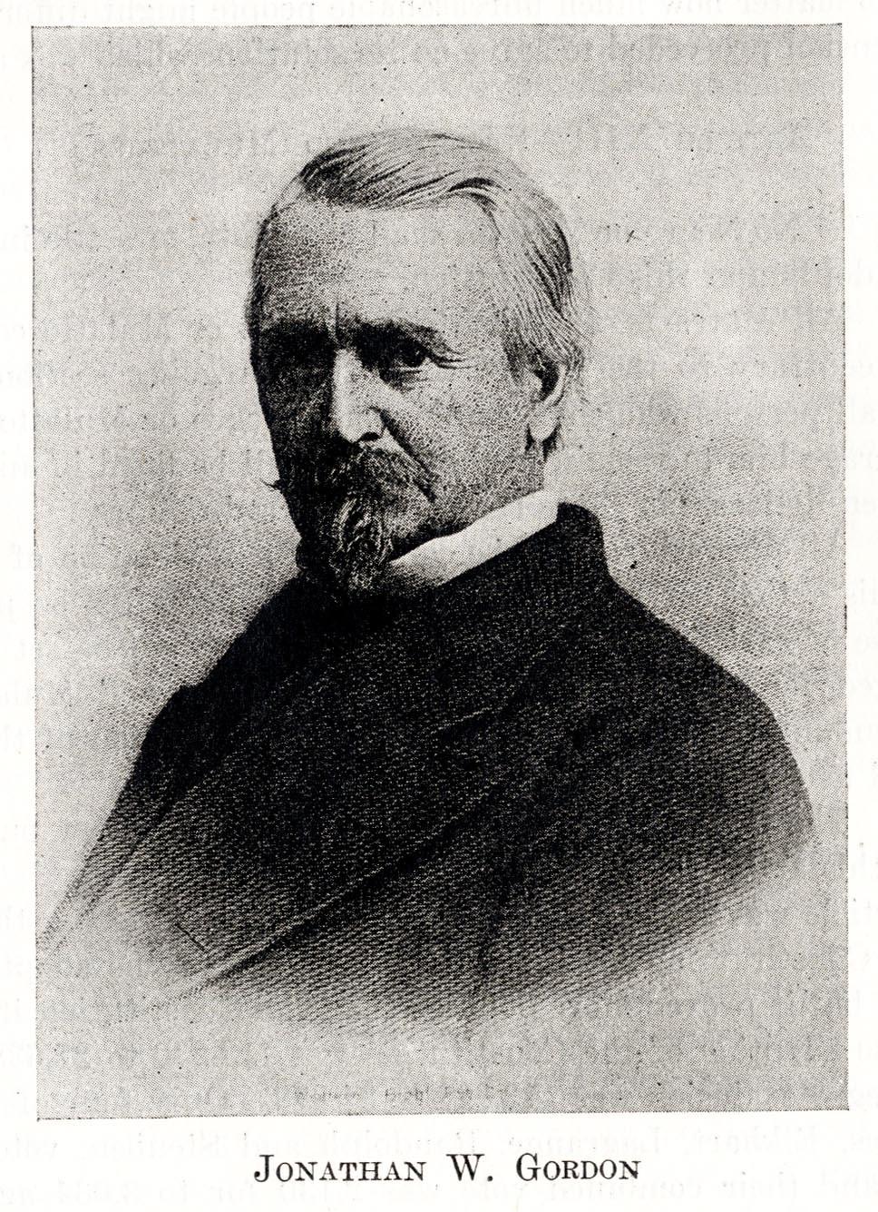 Jonathan W Gordon