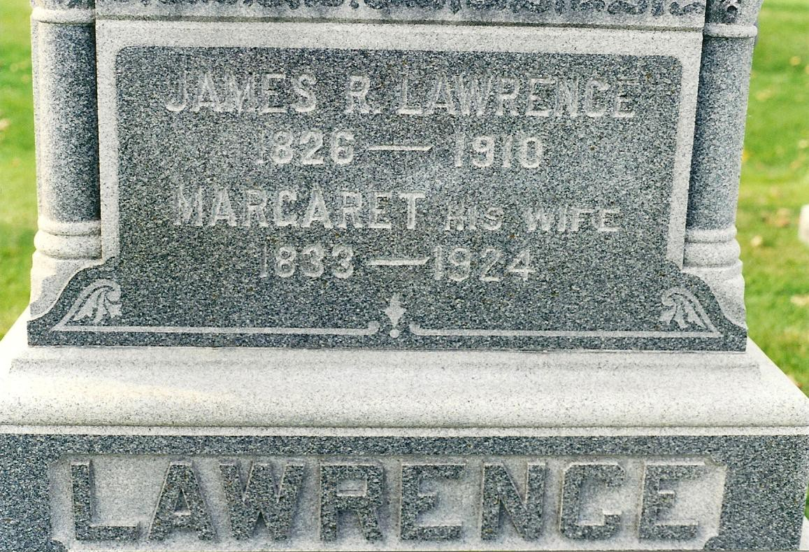 James R Lawrence