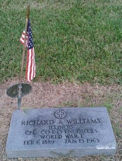 Richard A Williams