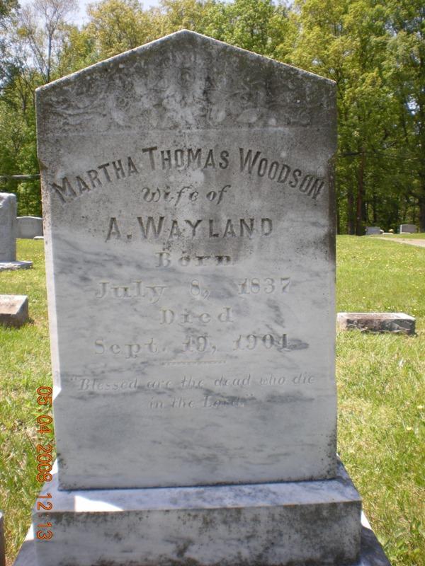 Thomas J Woodson