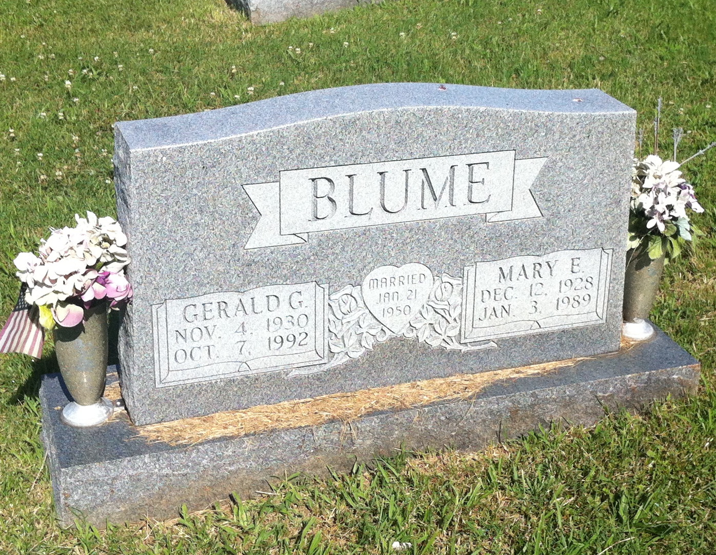 Gerald Blume