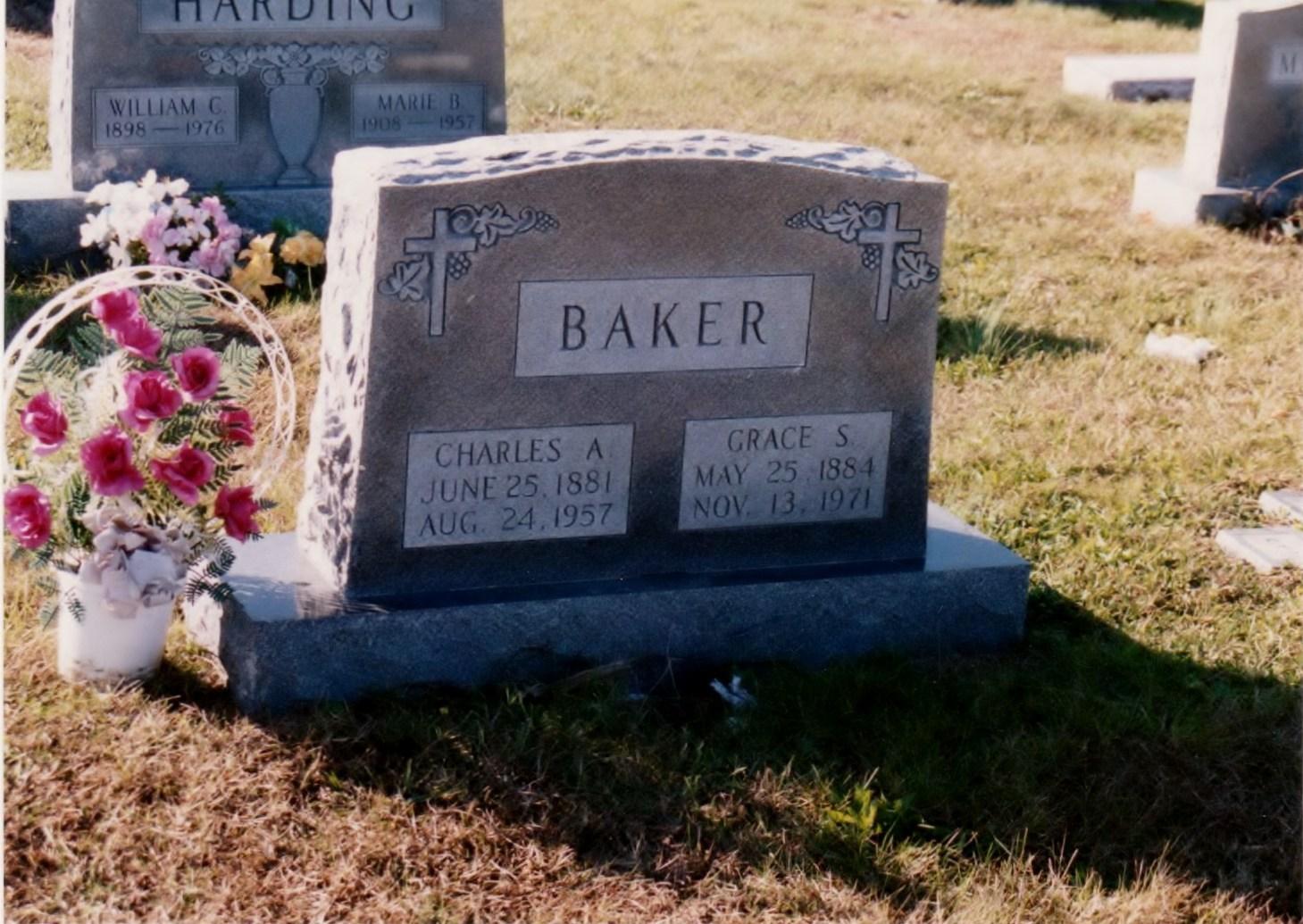 Stella Grace Baker