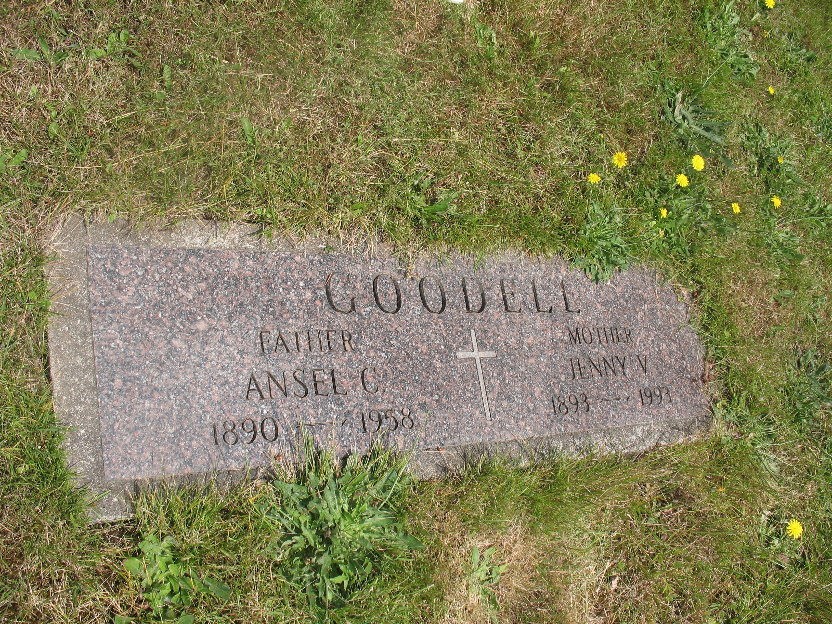 Charles Goodell