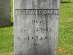 Cornelius Carr