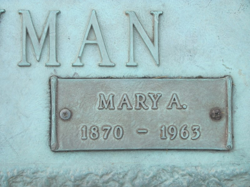 Mary Ann Burdette