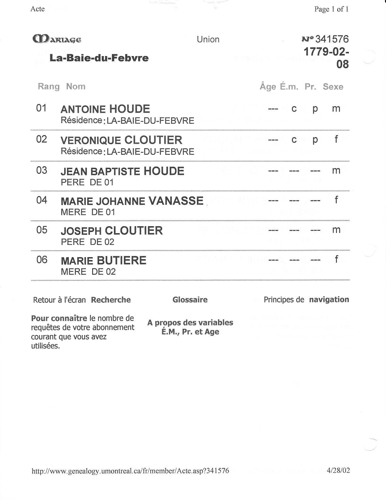 Véronique Cloutier