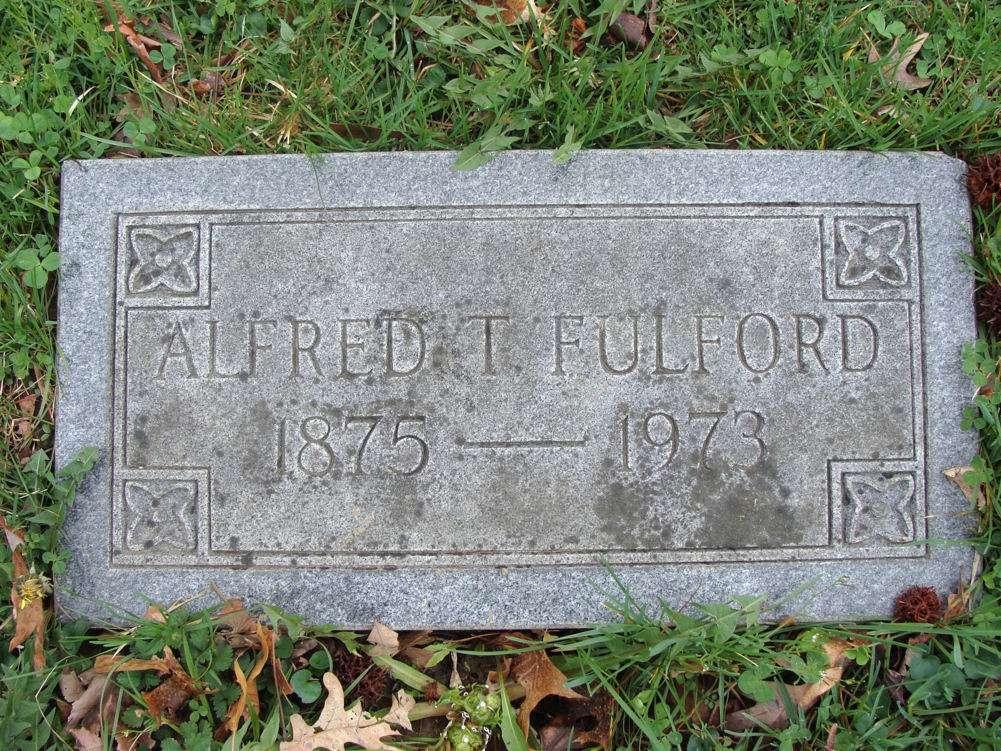 Alfred T
