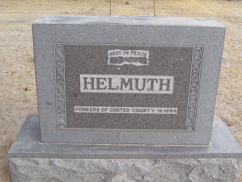 Daniel D Helmuth