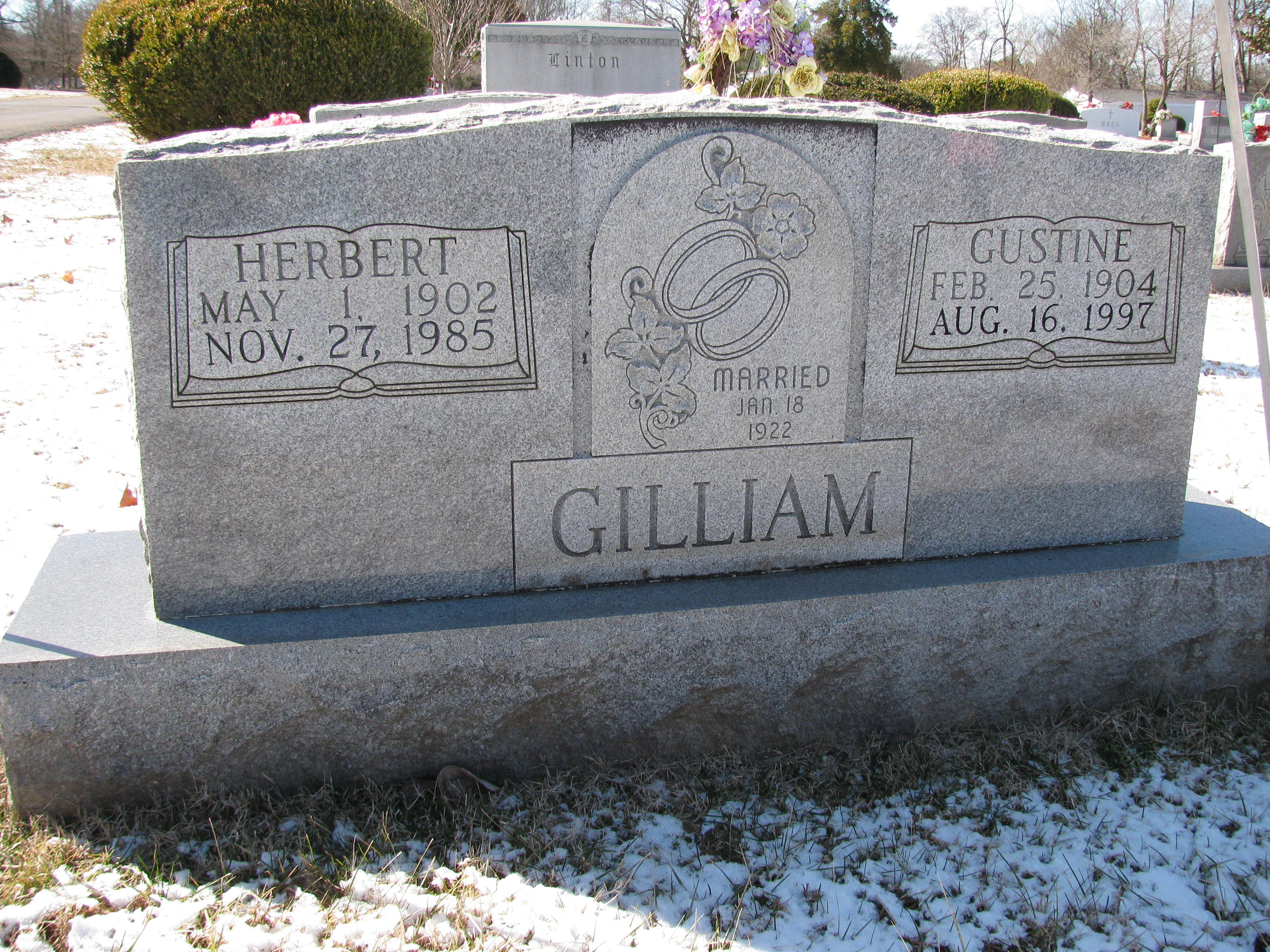 Herbert Gilliam