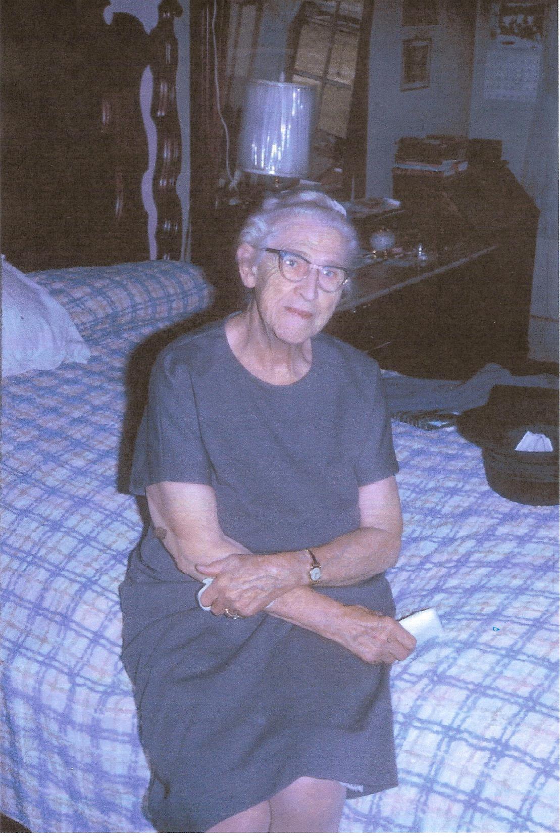Julia B Strickland