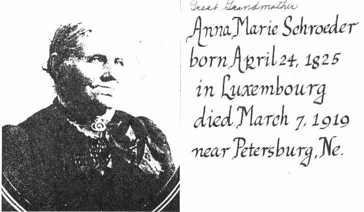 Maria I Schroeder