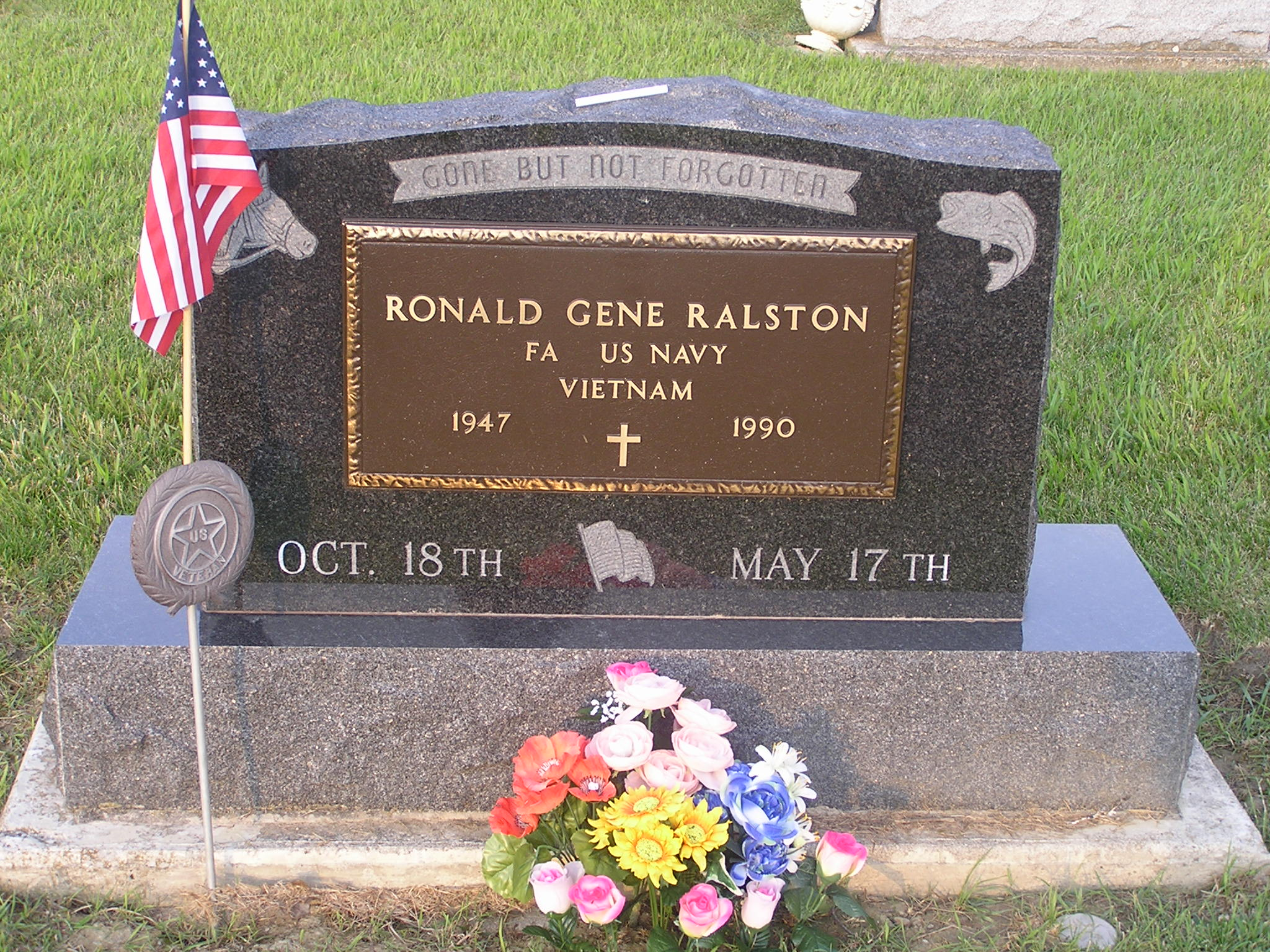Donald Gene Ralston