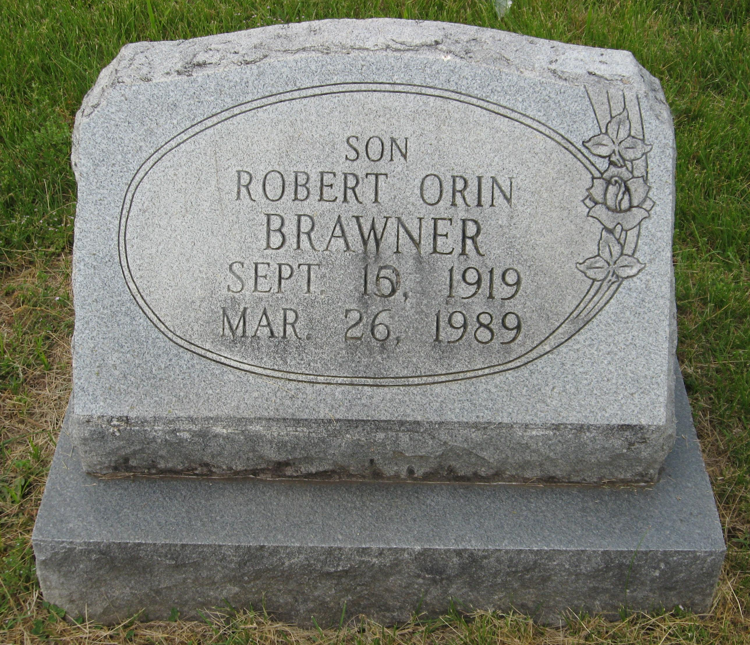 Robert Lee Brawner