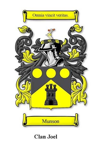 Amzi Munson