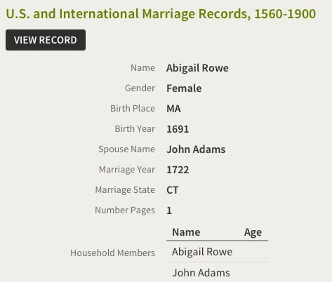 Abigail Rowe