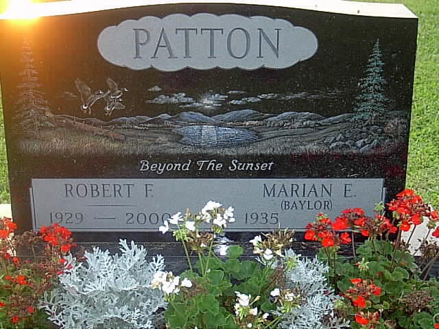 Robert G Patton